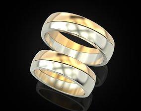 3D printable model Wedding ring 81