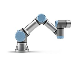 Universal robot UR5 model 3D