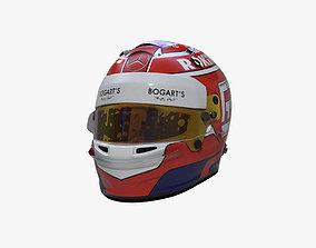 3D model Russell helmet 2020