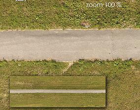 3D asset Aerial texture 297