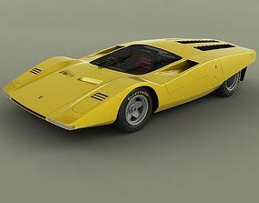 Ferrari 512S Berlinetta Speciale concept 3D