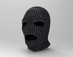 3D asset game-ready Skimask