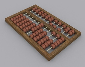 3D model The Abacus