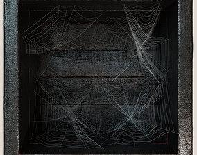 3D model Spiderweb for shelves