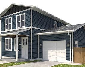 3D model window House-029