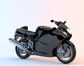 Motorcycle 1 3D