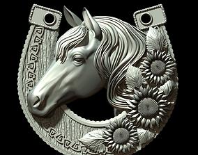 3D printable model Happy Horseshoe for Printing