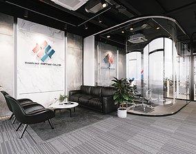 Office modern mini 3D