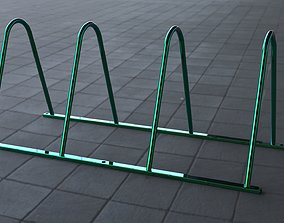 Bicycle parking - formula 3D model