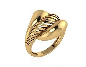 jewellery Ring 2 3D print model