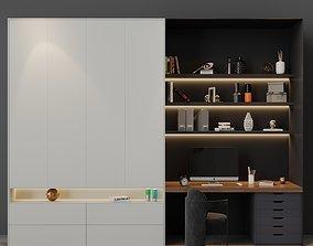 3D model Workplace 25