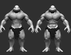 Teenage Mutant Ninja Turtle Gone wild 3D model