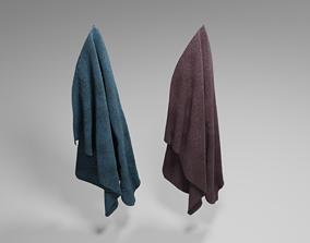 dry Towels 3D PBR