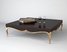 3D model Christopher Guy Journal Table 3d