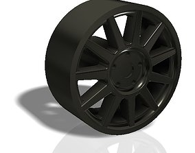 11 spokes rim - llanta 3D printable model