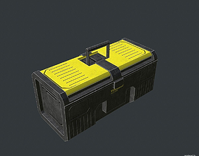 Small tool pack 3D model