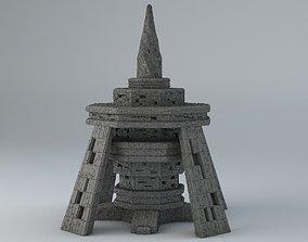 Sci Fi Shapes The Empire 3D model