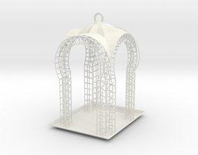 Birdfeeder jardin 3D print model