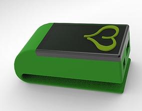 Pedometer Casing 3D printable model