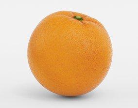orange Orange Fruit 3D
