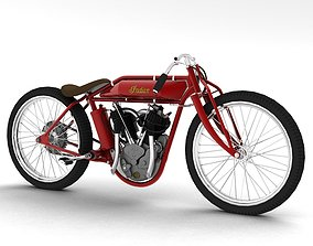 3D model Indian Boardtrack Racer 1920