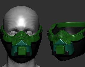 helmet high poly sculpt 3d printable seating