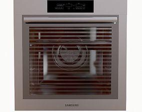 Oven Samsung 3D model VR / AR ready