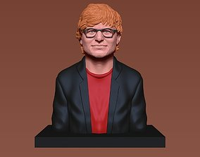 3D print model Ed Sheeran celebrity