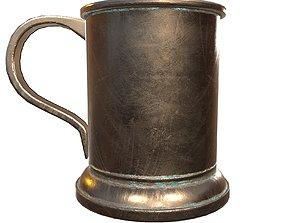Mug Game Ready 3D asset