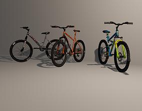 3D model Mountain Bike Pack 4