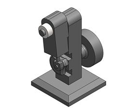 Air piston 3D