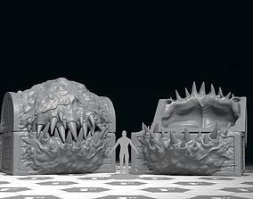 Mimic Dice Box - 3D printable model