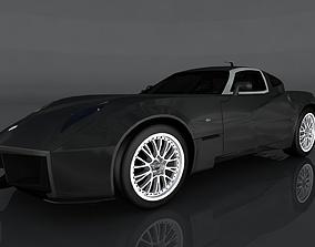 Spada Vetture Sport 3D model