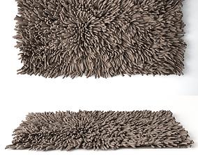 3D model Knitted Carpet
