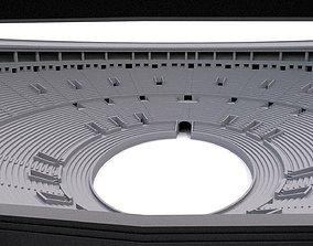 3D model Roman Coliseum