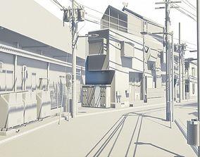 Tokyo Street 3D