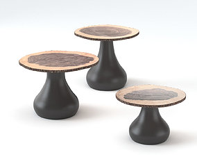 Rio Coffee Table 3D model