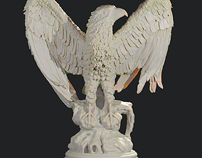 Eagle 3D print model game or print