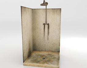 Dirty Shower 3D model