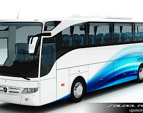 3D Mercedes Tuorismo 2015 Pack