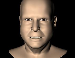 3D model John McCain