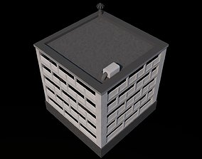 3D model parkinglot