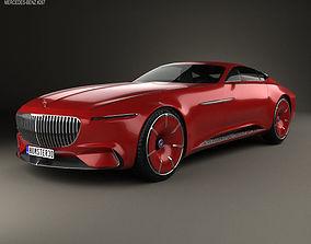 3D Mercedes-Benz Vision Maybach 6 2016