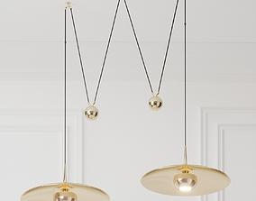 Florian Schulz Double Onos Pendant Lamp 3D