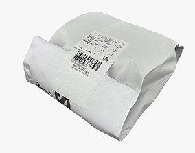 3D model Paper Bag paperbag