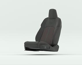 Car seat 3D vehicle