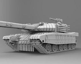 Tank spider 3D model
