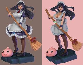 Ragnarok Alice Version 1 and 2 3D print model