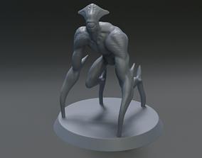 necromon 3D printable model