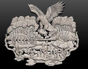 Hunting decoration 3D printable model